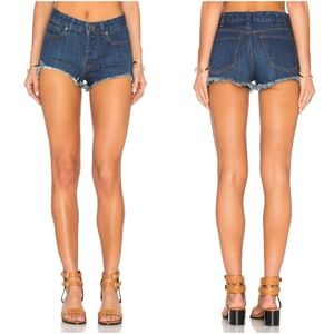 Free People | Logan Denim Shorts